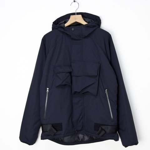 Mountain Reseach * PROTESTER JACKET * Black