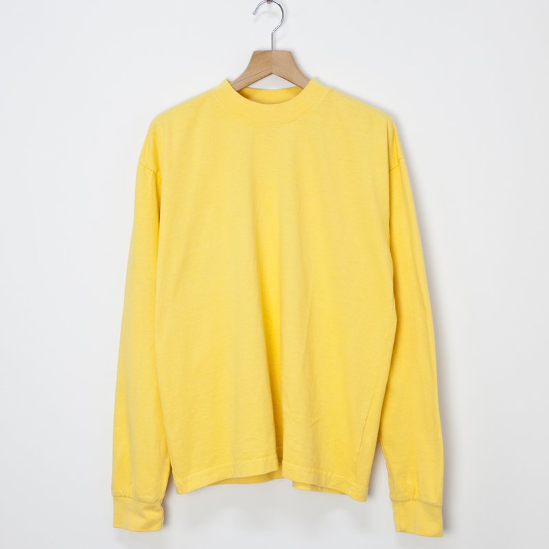 Noon Goons * NIGHT MOCK NECK * Mimosa Yellow