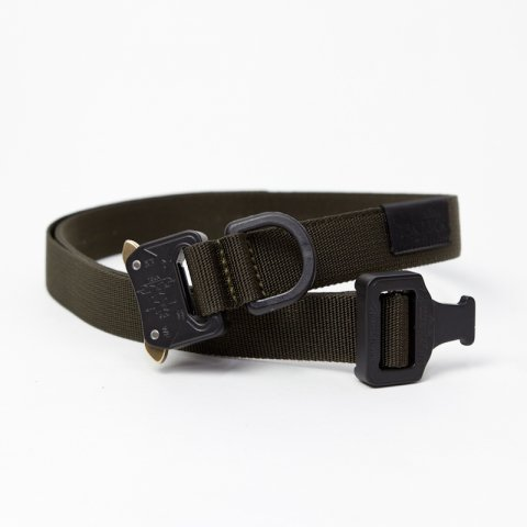 bagjack * NXL Belt Cobra Black Buckle 25mm S * Olive