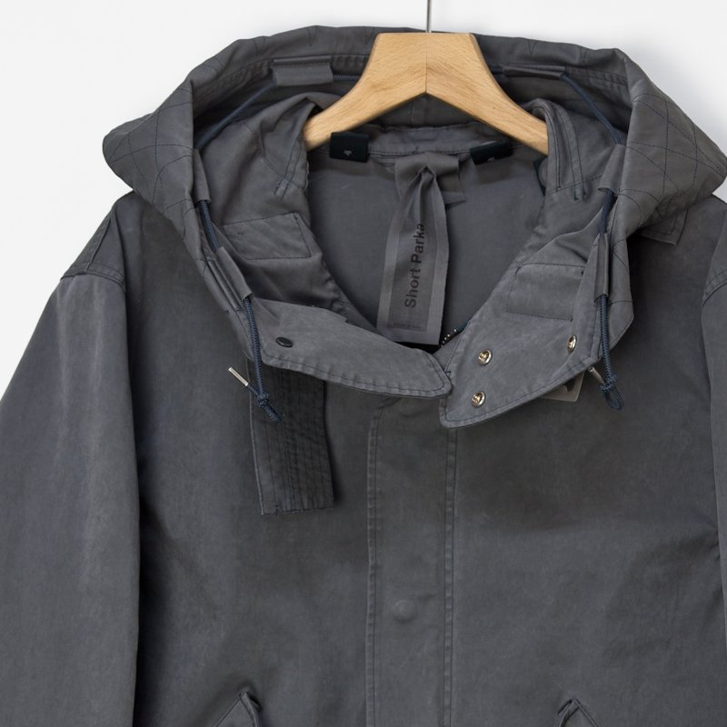 Ten-c * SHORT PARKA * Storm