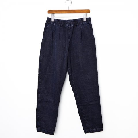 CASEY CASEY * 12HP142 VERGER RALLONGER PANT * Dark Navy