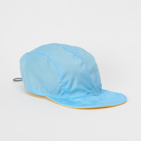 Hender Scheme * Reverse Nylon Cap * Light Blue / Yellow