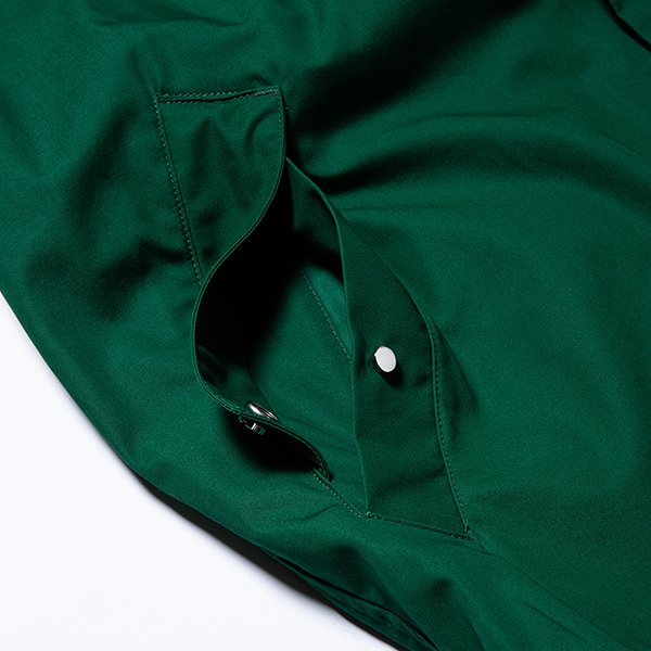 meanswhile * Comfort Coach Jacket * Green