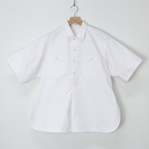 TUKI(SOLD OUT) * Pull Over Blouses * White