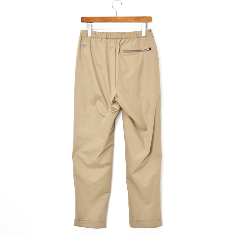 DESCENTE PAUSE  * Packable Pants * M.Beige