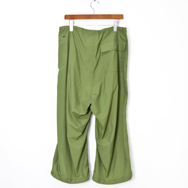DESCENTE d.d.d * Big Pants * Olive