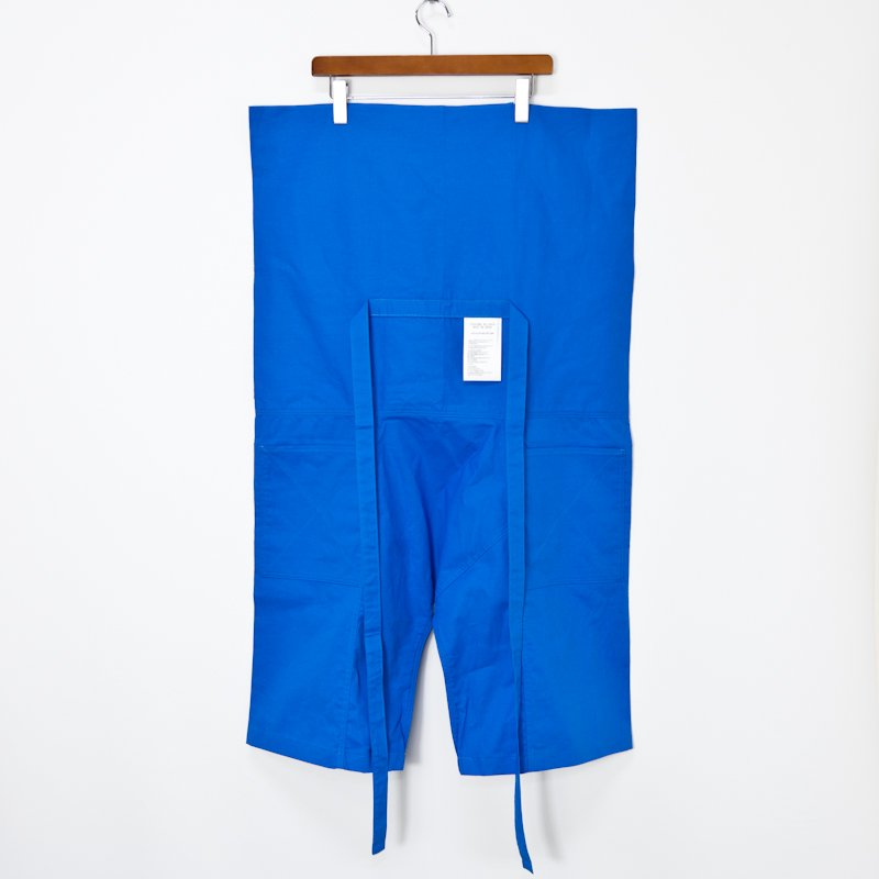 TUKI * Fisherman's Shorts * Blue