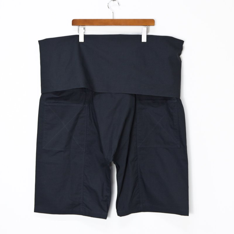 TUKI * Fisherman's Shorts * Steel Blue