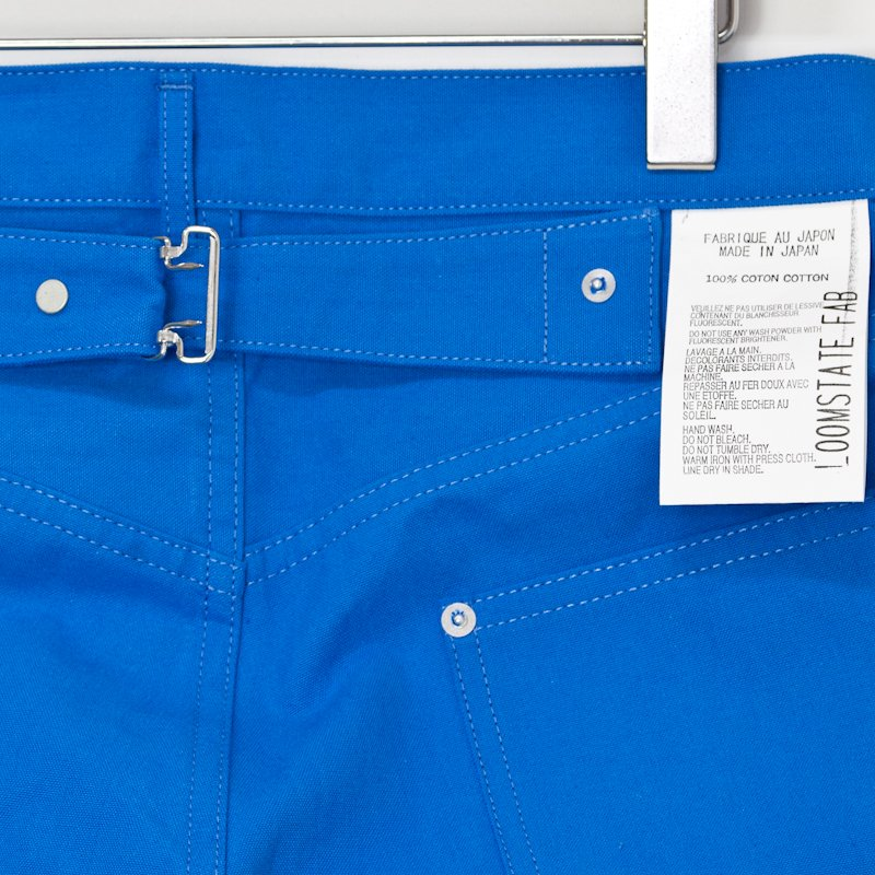 TUKI * Super Duck Tail Pants * Blue