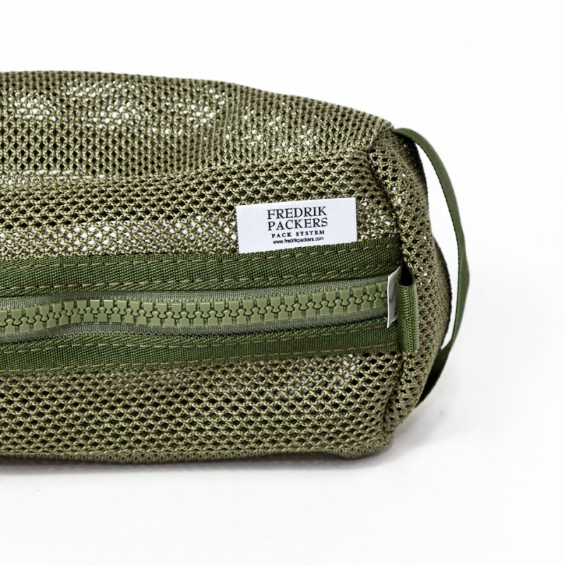 FreshService * ×FREDRIK PACKERS MESH POUCH Square