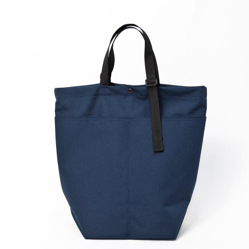 BAGSINPROGRESS * CARRY ALL TOTE * Navy