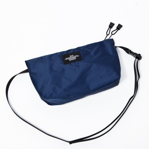 BAGSINPROGRESS * FANNYPACK CROSSBODY * Navy
