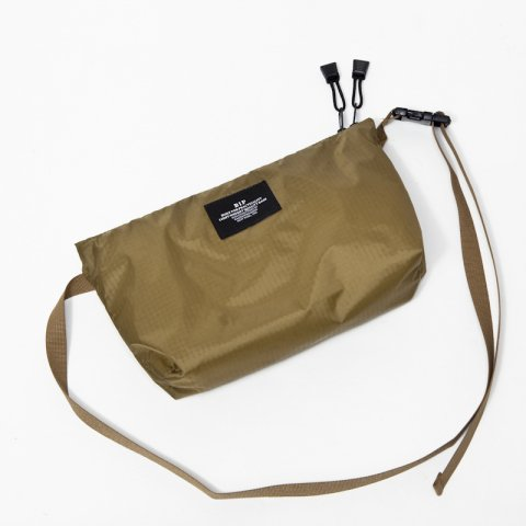 BAGSINPROGRESS * FANNYPACK CROSSBODY * Khaki