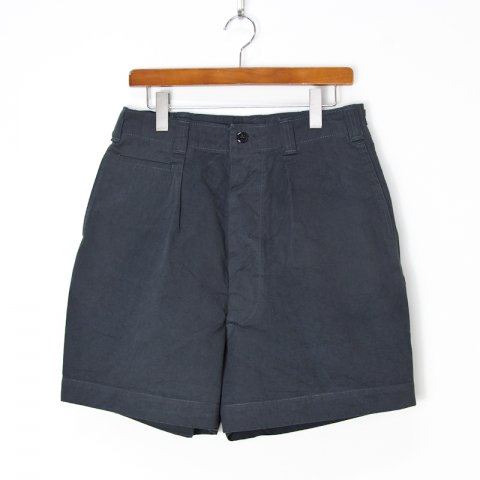 TUKI(SOLD OUT) * Field Shorts * Steel Blue