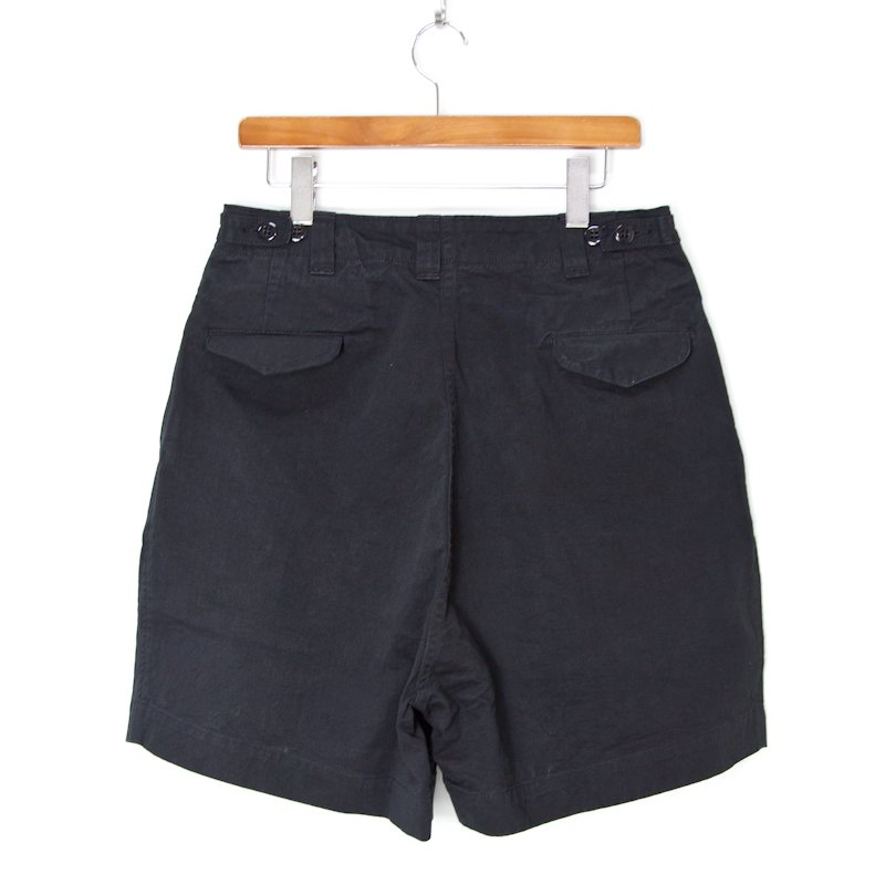 TUKI(SOLD OUT) * Field Shorts * Black
