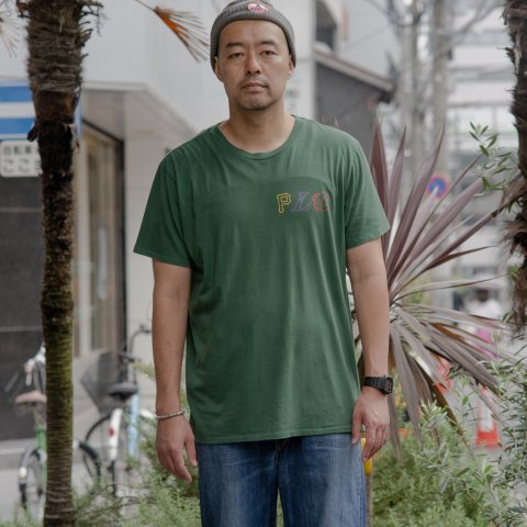 PASADENA LEISURE CLUB * PLC Team Tee * Green