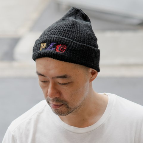 PASADENA LEISURE CLUB * PLC Team Beanie * Black