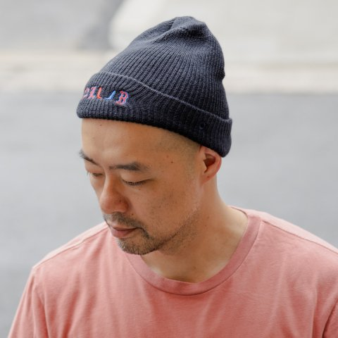 PASADENA LEISURE CLUB * CLUB Beanie * Navy