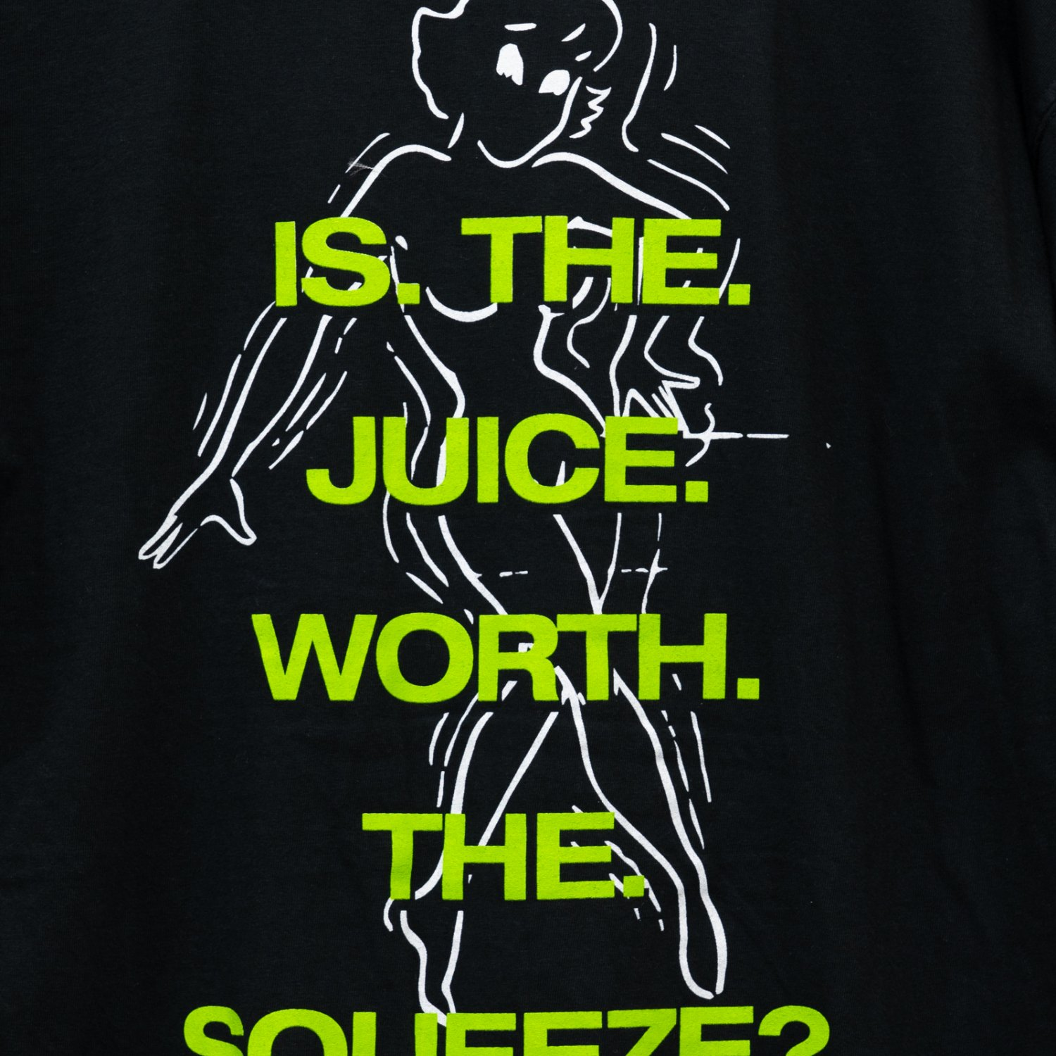SURF IS DEAD * THE SQUEEZE * Black