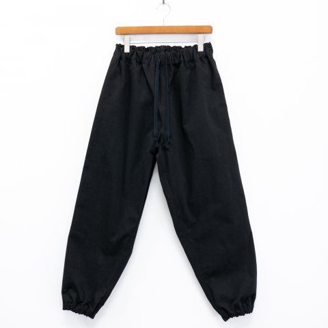 TUKI(SOLD OUT) * Gum Pants * Black