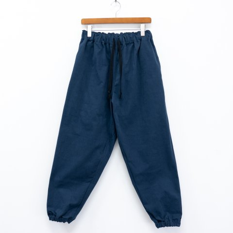 TUKI(SOLD OUT) * Gum Pants * Ink Blue