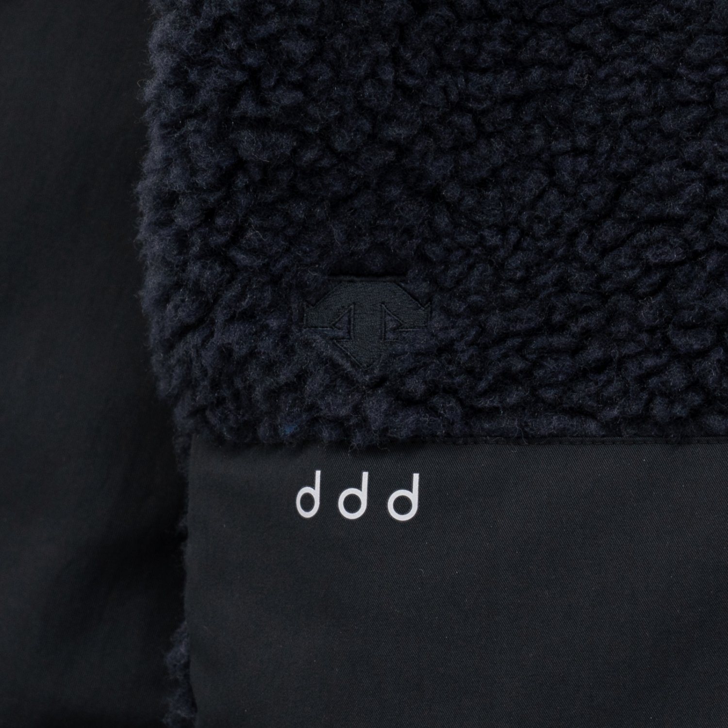 DESCENTE d.d.d * BOA FLEECE JACKET * Black