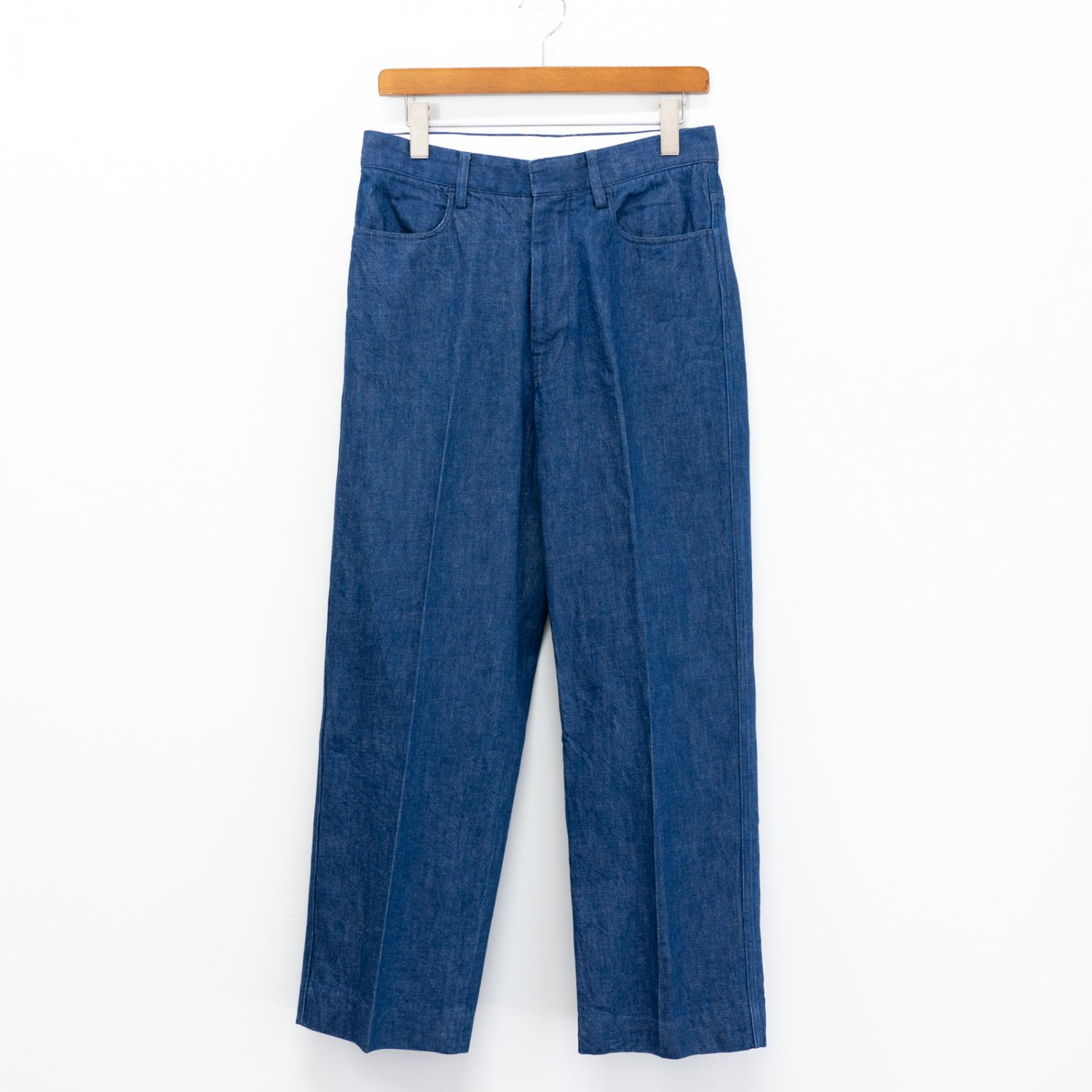 UNUSED * UW0808 Denim Slacks * Indigo