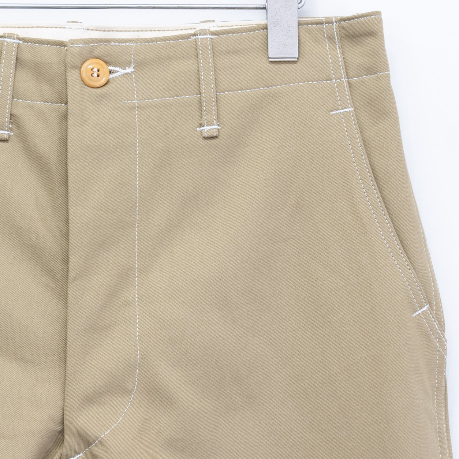 TUKI * Military Chinos * Khaki
