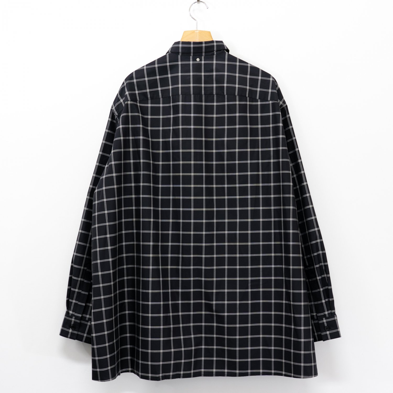 OAMC * APOLOGY SHIRT CHECK * Black