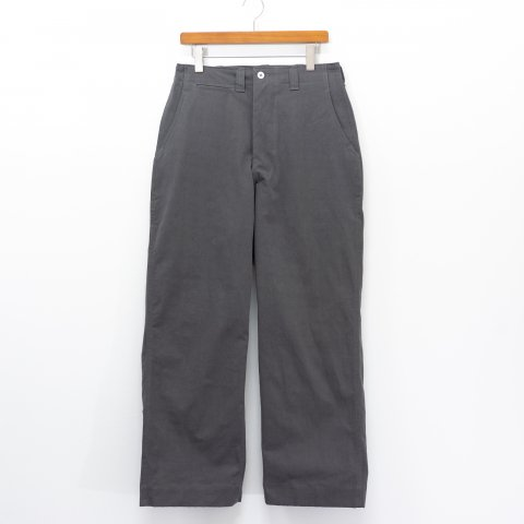 TUKI(SOLD OUT) * Field Trousers * German Gray