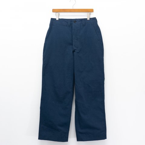 TUKI * Field Trousers * Ink Blue