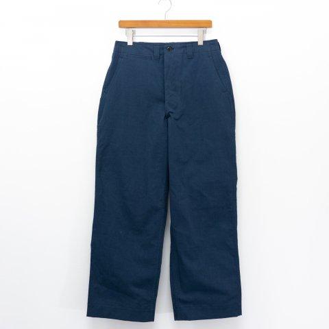 TUKI * Field Trousers * Ink Blue