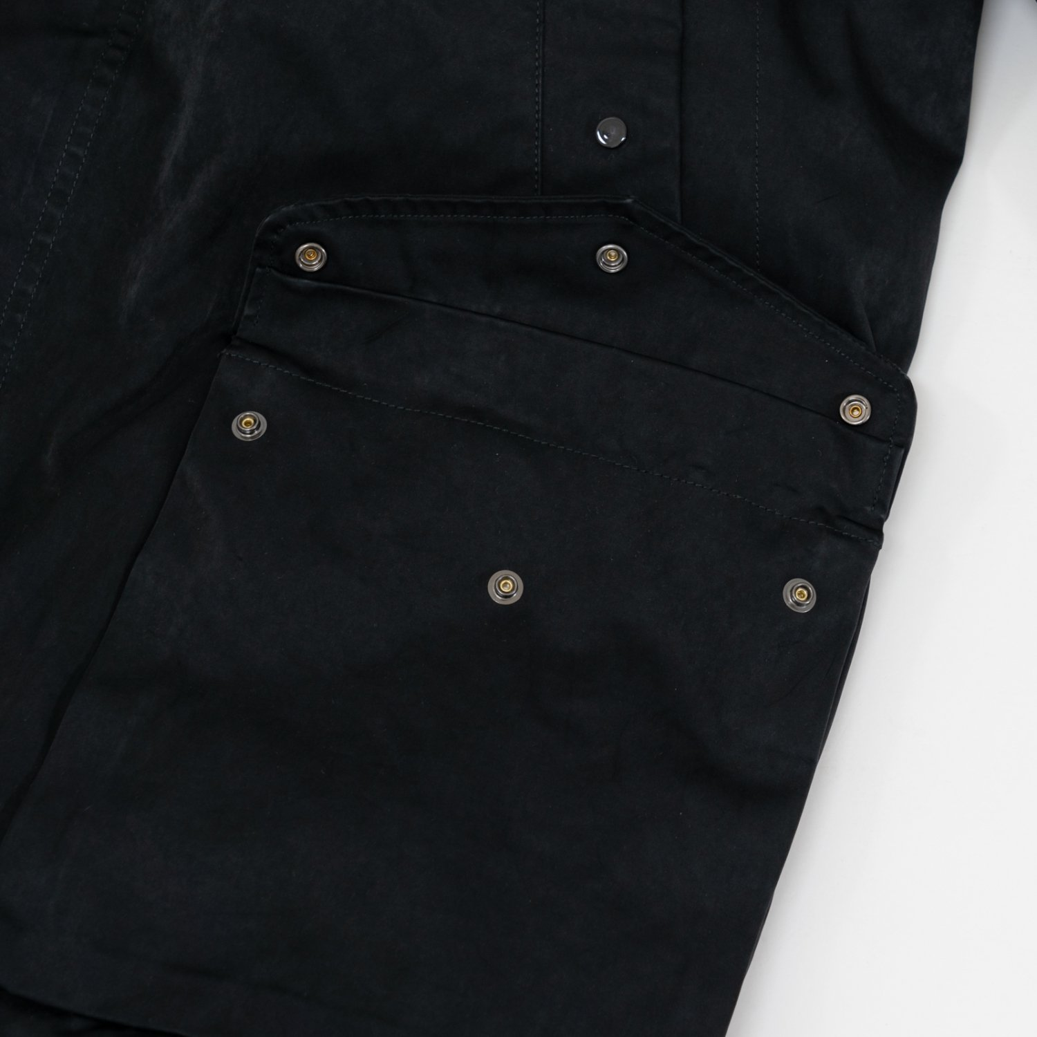 Ten-c * CANON JACKET * Black