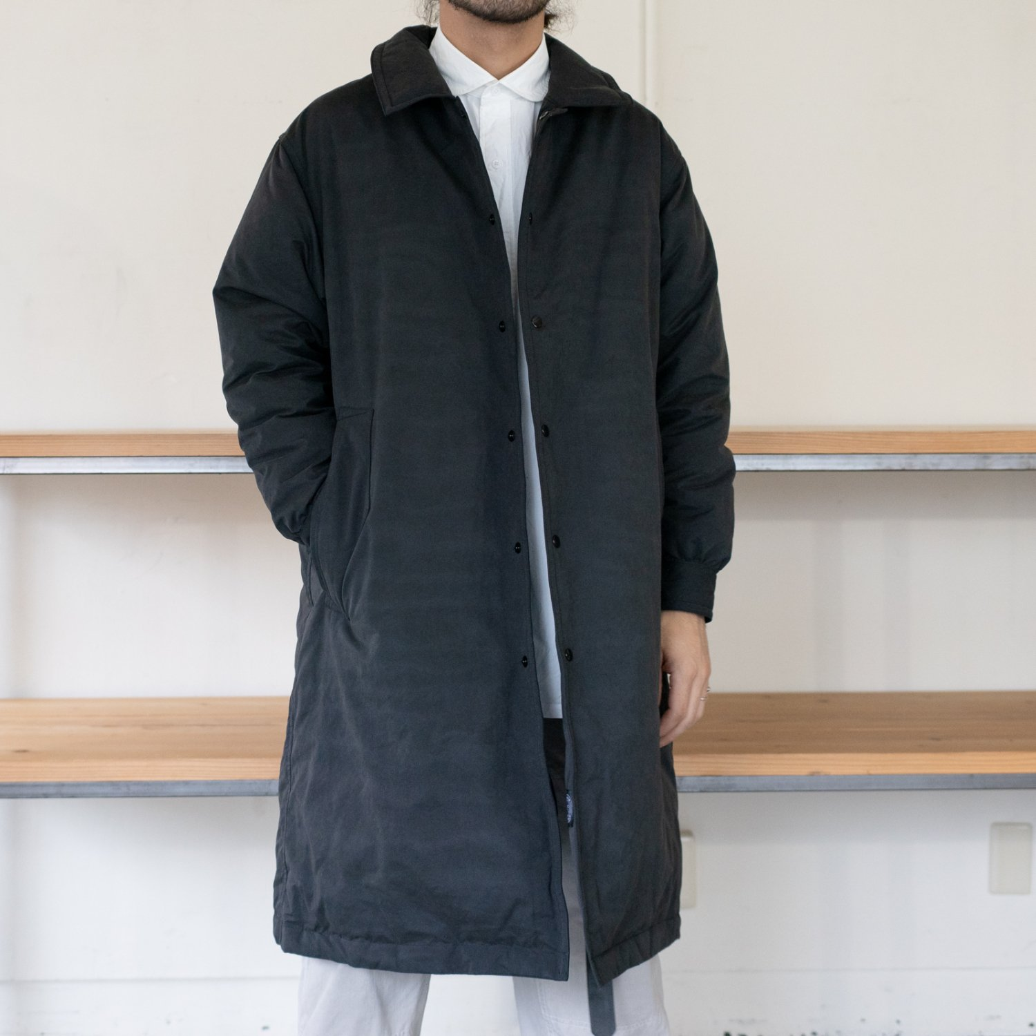 Porter Classic * WEATHER DOWN COAT * Black