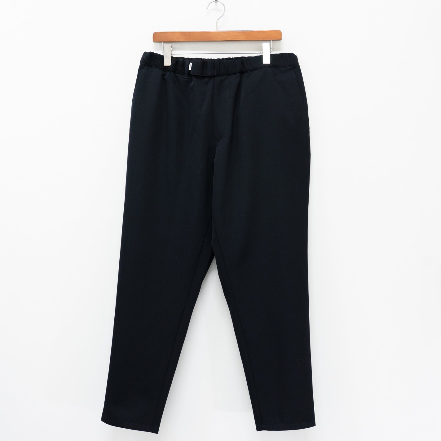 Graphpaper * Selvage Wool Cook Pants * Navy