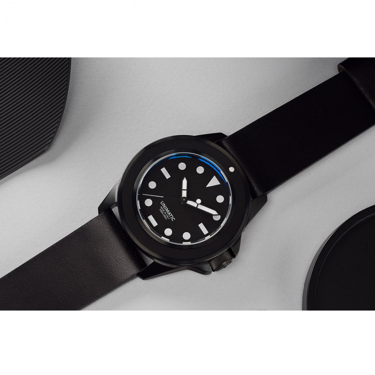 UNIMATIC * U1-FMN * Black