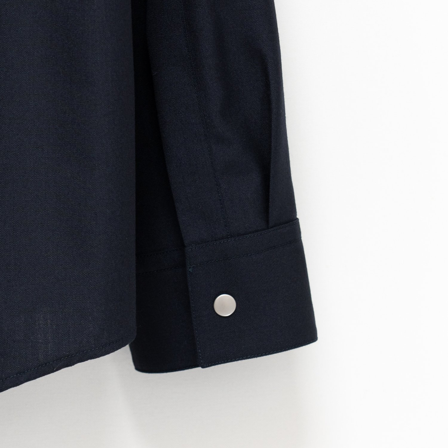 OAMC * IAN SHIRT WOOL * Navy