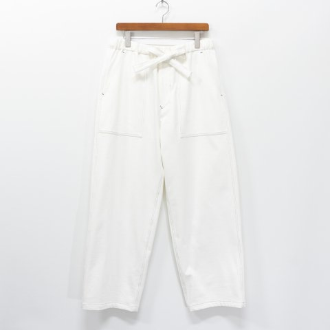 Graphpaper * Baker Sweat Pants * White
