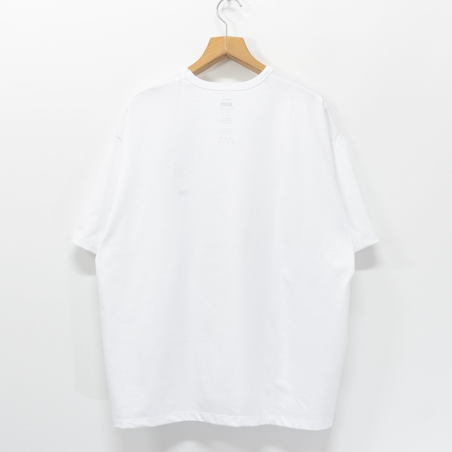 Graphpaper * Jersey S/S Tee * White