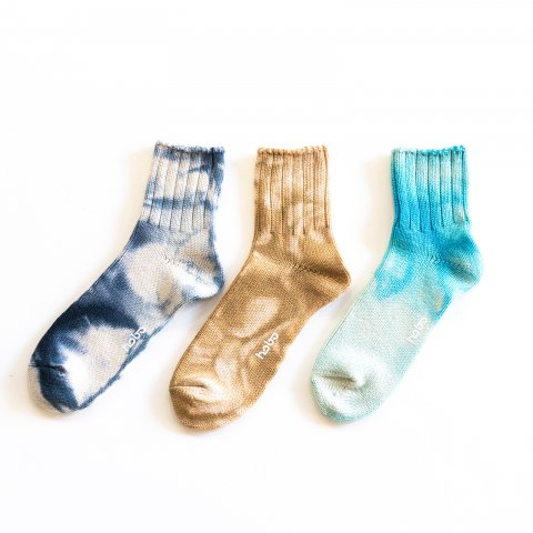 hobo * Tie Dye Ankle Socks