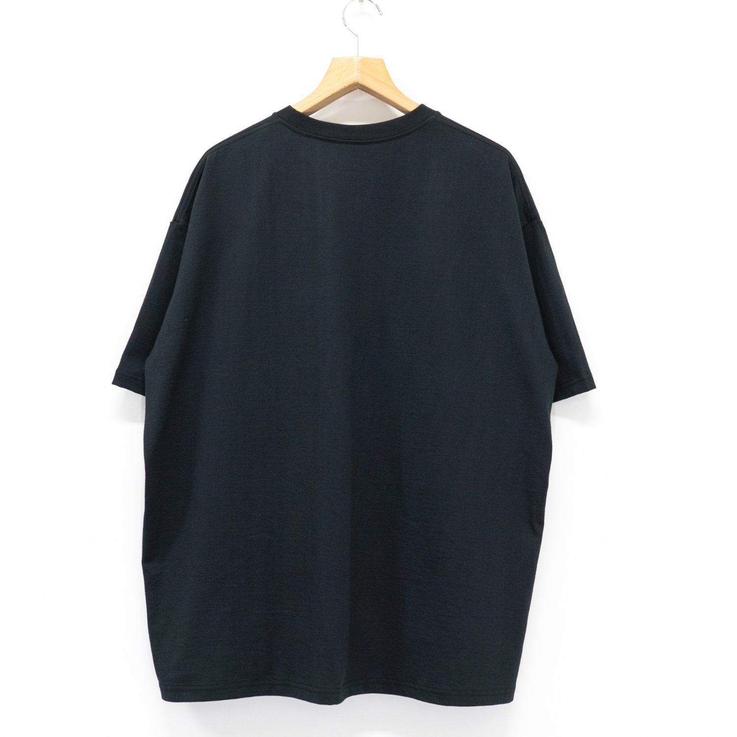Graphpaper * S/S Oversized Tee * Black