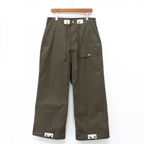 TUKI * 0131 Over Pants * O.D