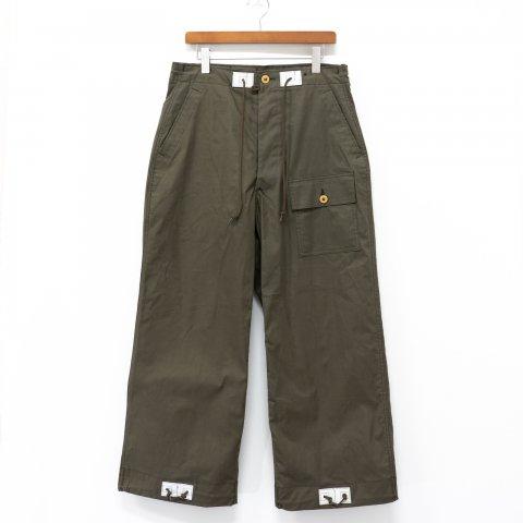 TUKI * 0131 Over Pants * O.D