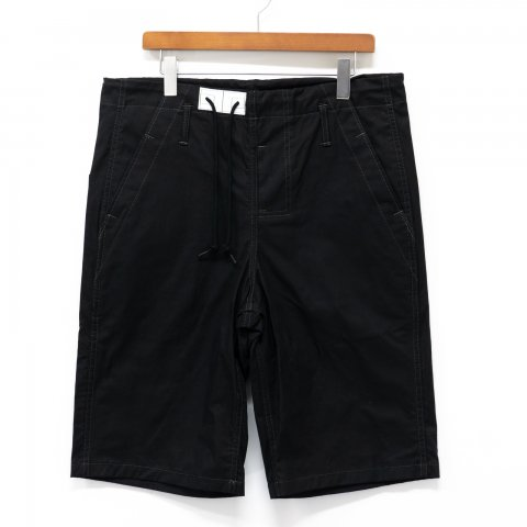 TUKI * 0132 Big Shorts * Black