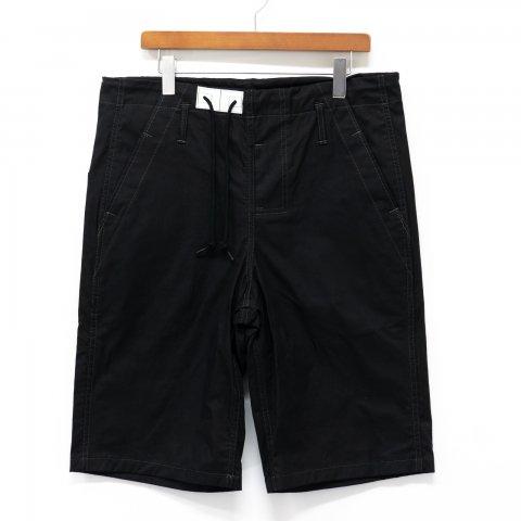 TUKI * 0132 Big Shorts * Black