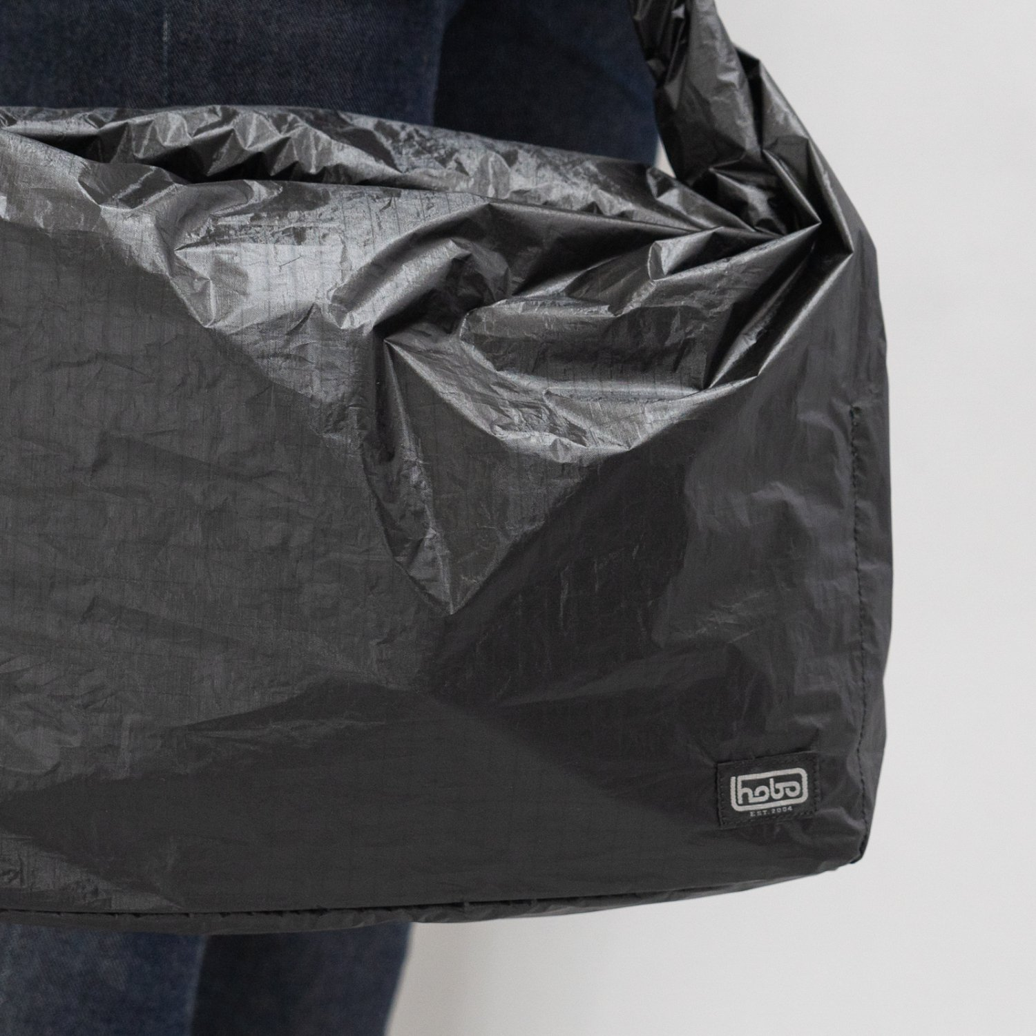 hobo * POWER RIP Polyester Roll Top Bag