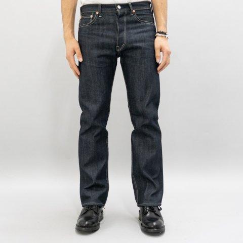 DAWSON DENIM * Regular Fit Jeans 14.25oz Selvedge Pure Indigo