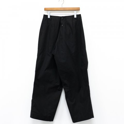 TUKI * 0041 Pajama Pants * Black