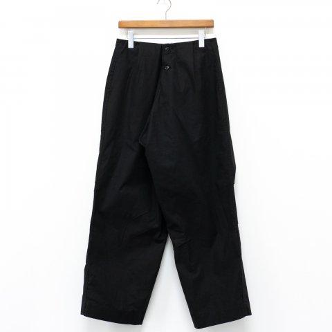 TUKI * 0041 Pajama Pants * Black