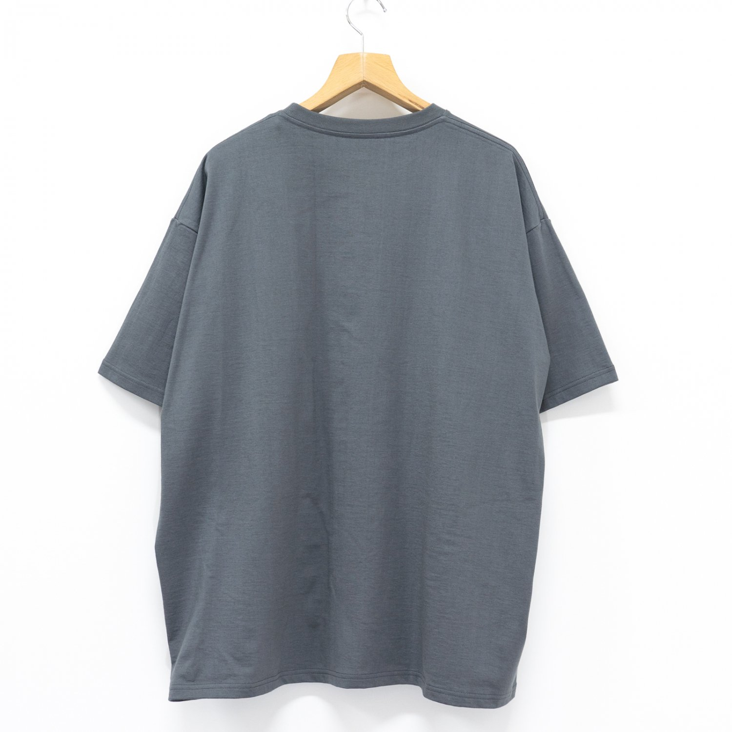 Graphpaper * S/S Oversized Tee * Gray